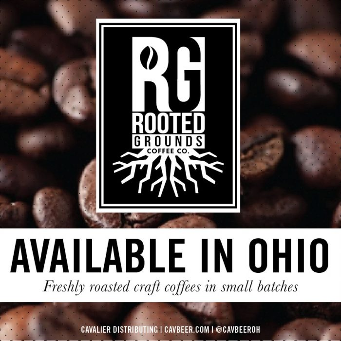 ROOTED GROUNDS COFFEE ANNOUNCES DISTRIBUTION THROUGHOUT OHIO