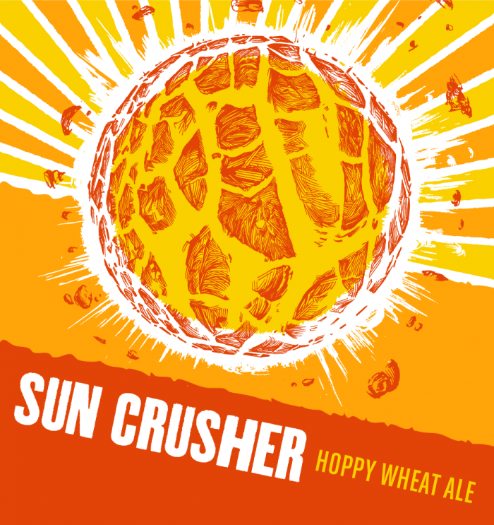 Revolution Brewing Releases Sun Crusher, Hoppy Wheat Ale