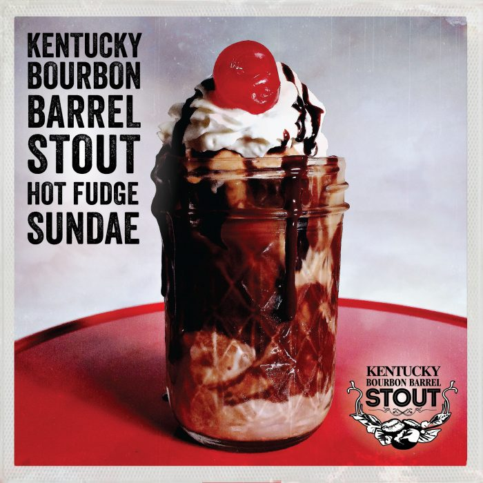 Kentucky Bourbon Barrel Stout Hot Fudge Sauce